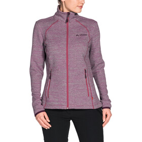 VAUDE Rienza II Jacket Women grape